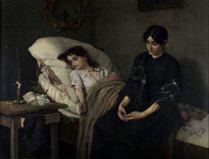 Choroba i śmierć