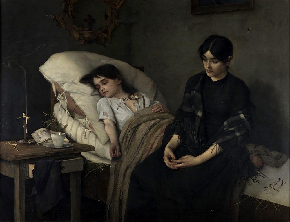 Z dna nędzy – cz.3 – Choroba i śmierć