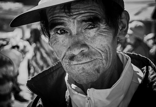 Z dna nędzy – cz.2 – Starość bezdomna