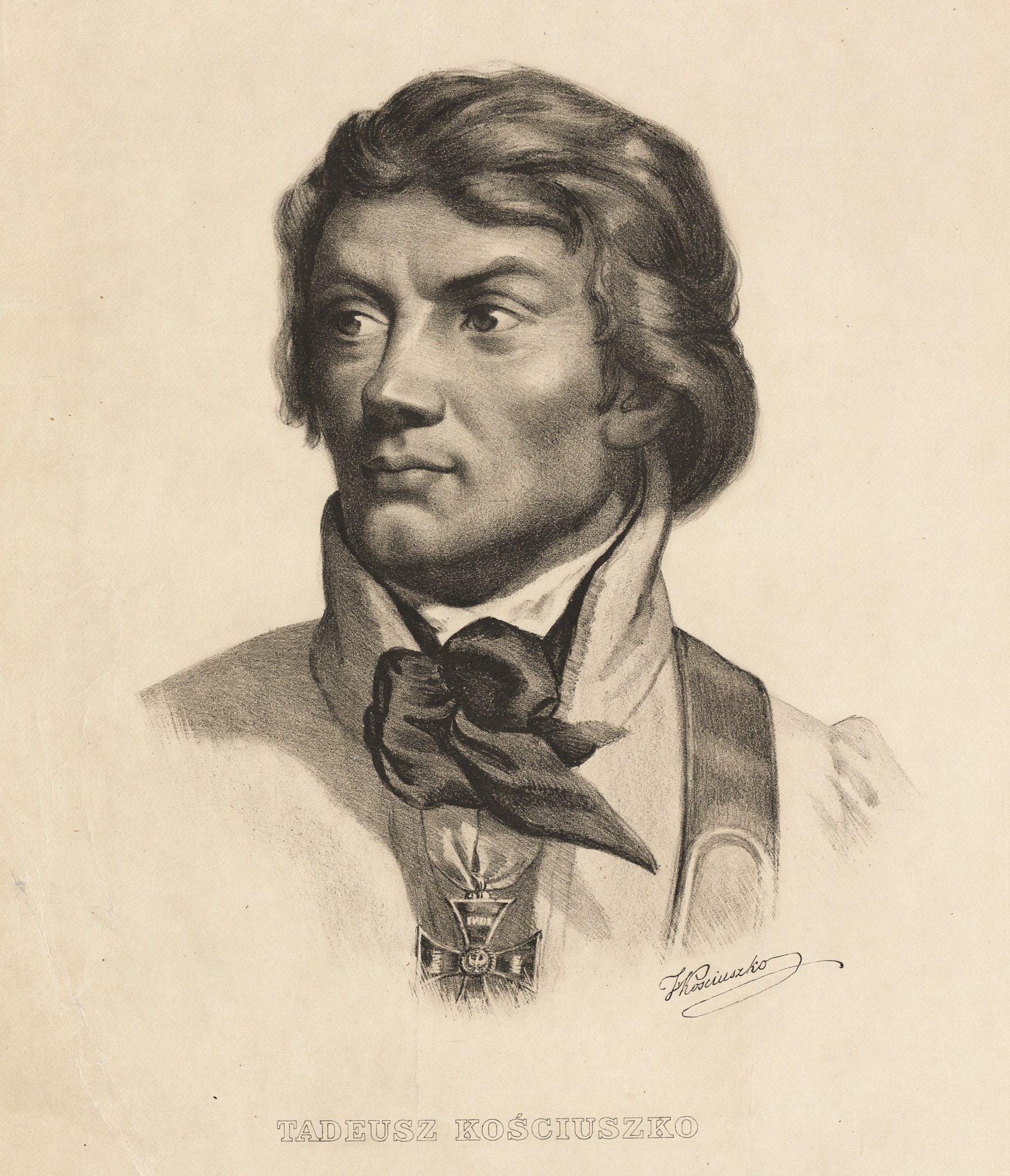 Tadeusz Kościuszko – cz.1 – młodość