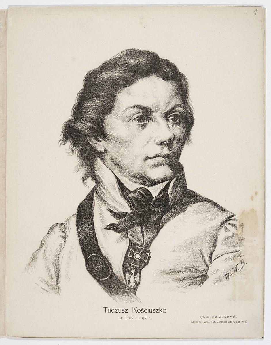 Tadeusz Kościuszko – cz.7 – Powstanie Kościuszkowskie c.d.