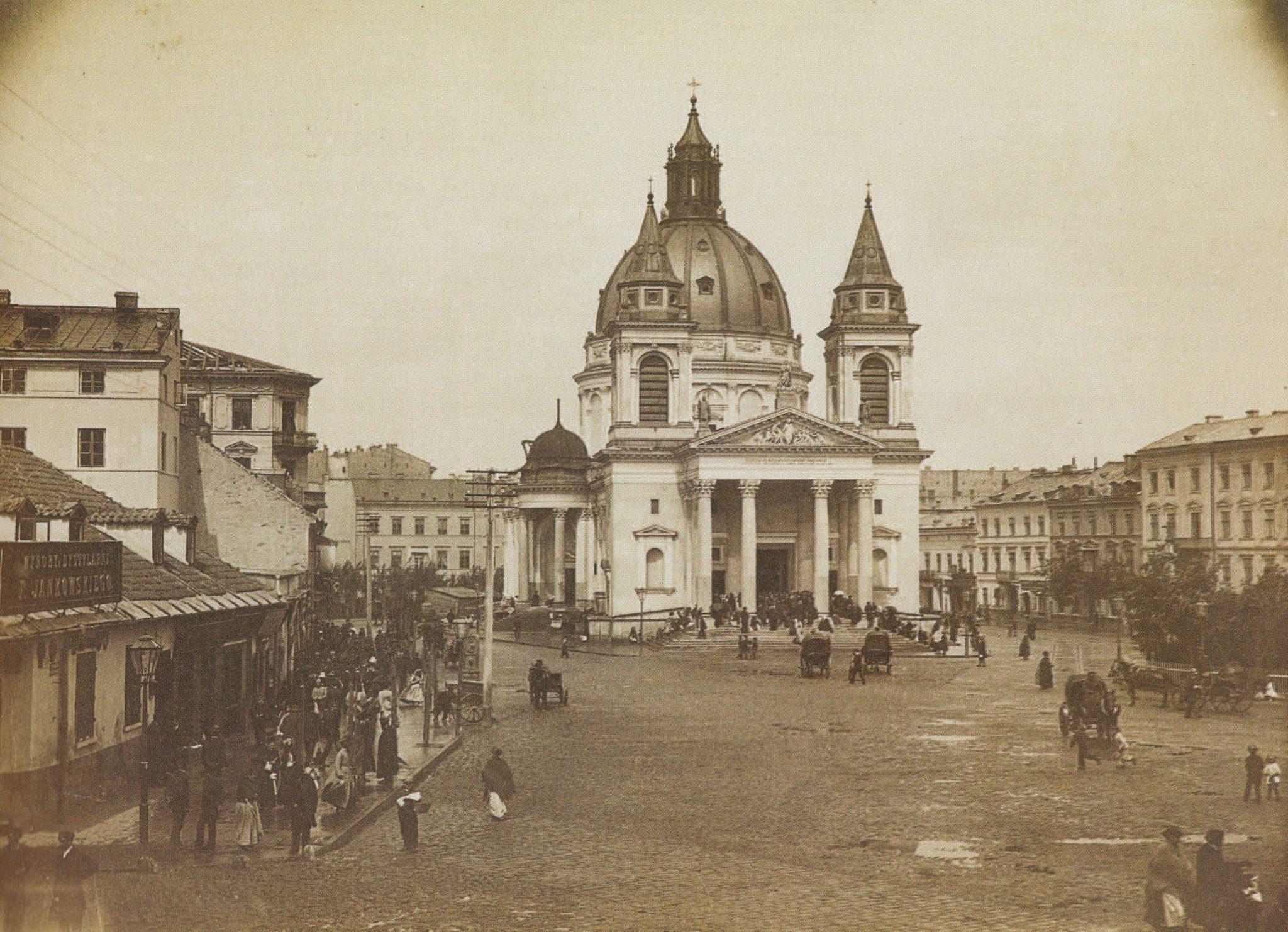 Rada miejska Warszawy w 1861 i 1862 roku – cz.1
