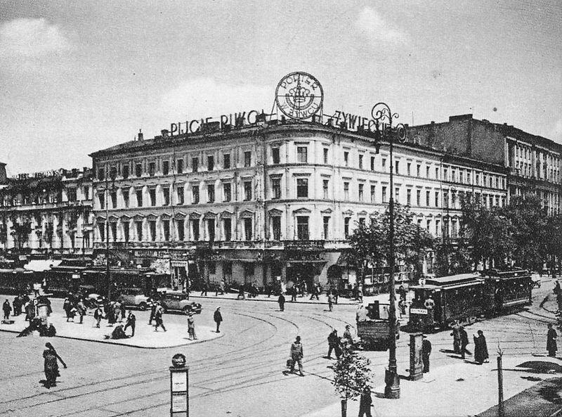 Warszawa przed 1939